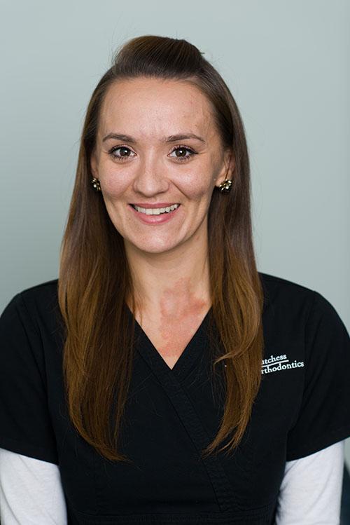 Natalie is the registered dental hygienist at Dutchess Orthodontics