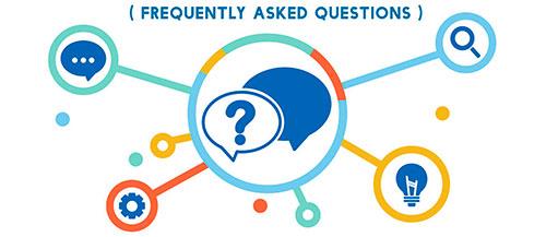Top FAQ's