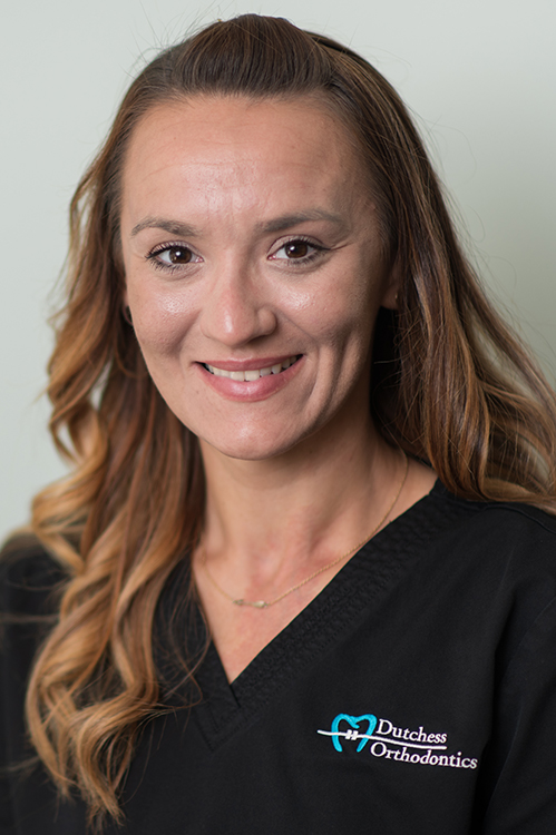 Natalie is a registered dental hygienist at Dutchess Orthodontics in Hopewell Junction NY